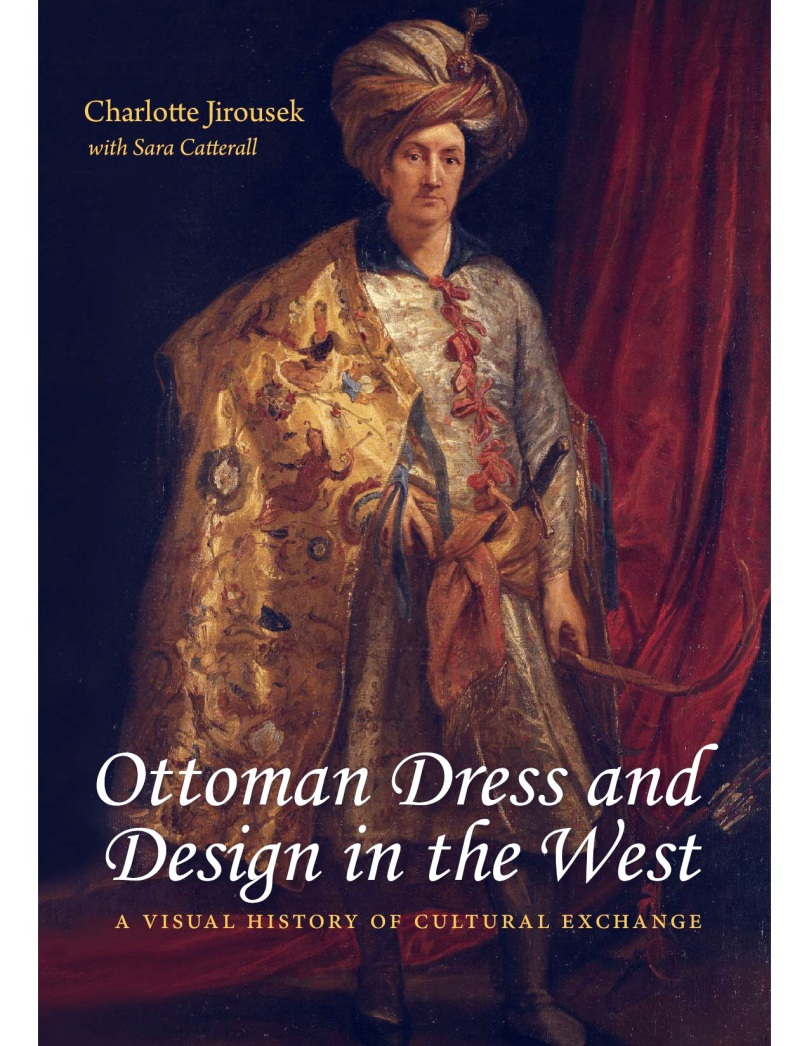 Jirousek_Ottoman Dress and Design in the West_cvr